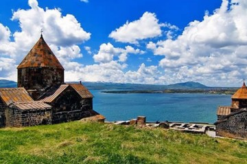 Monastery-of-Sevanavank-Lake-Sevan-Armenia.-Author-Vigen-Hakhverdyan.-Licensed-under-the-Creative-Commons-Attribution-Share-Alike-600x330